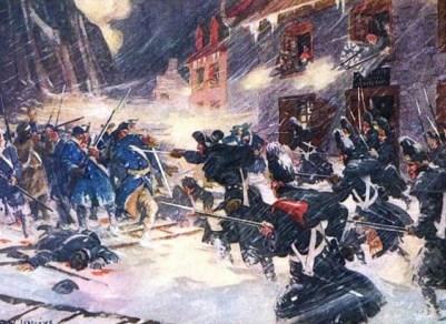 bataille de Québec