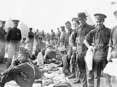 bataillon valcartier