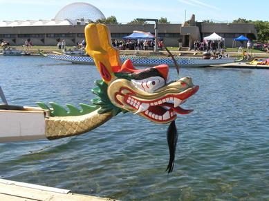 festival bateaux dragons