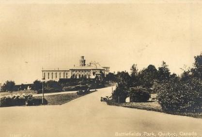 battlefields parc
