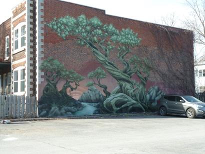 coin belgrave et maisonneuve graffiti