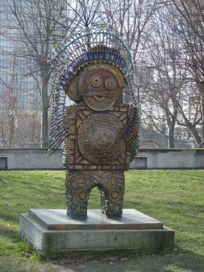 Jim New York parc Bercy