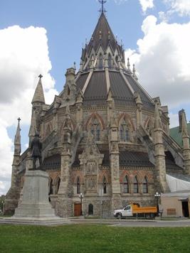 bibliothèque du parlement du canada