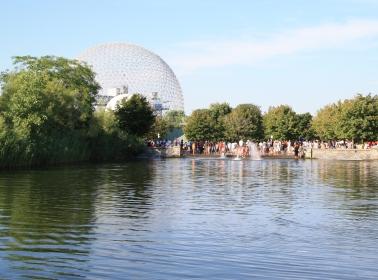 biosphere parc jean drapeau