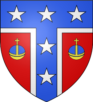 armoiries blason saint-come kennebec liniere