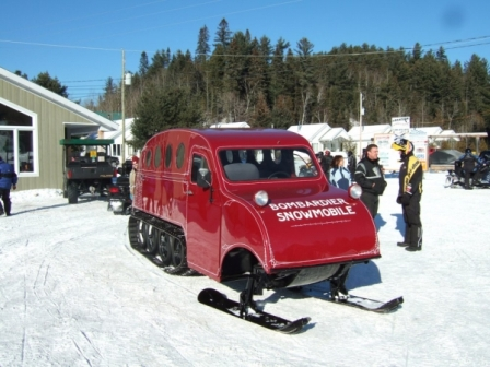 snowmobile bombardier