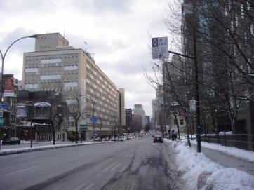 boulevard lévesque