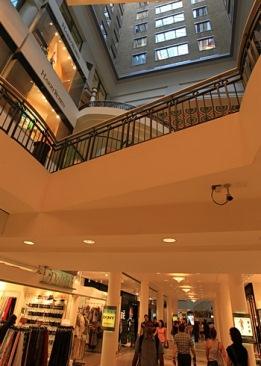 boutiques du cours mont royal