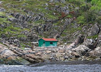 cabine fjord