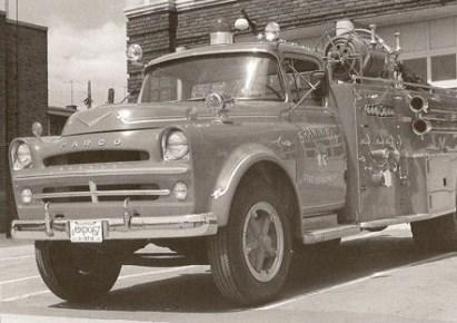 camion de pompiers fargo