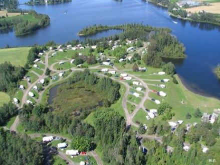 camping du lac matapedia