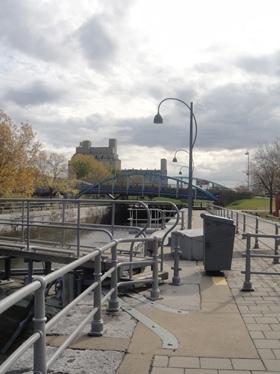 canal de lachine secteur industriel