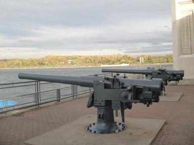 canons de marine