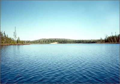 lac capitachouane
