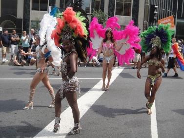 carnaval bresil et montreal