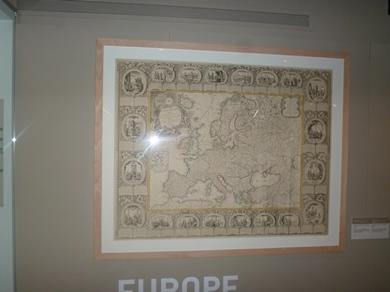 carte décorée