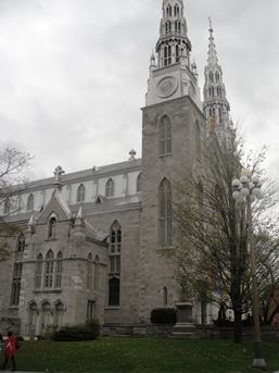 cathedrale basilique notre dame d'ottawa