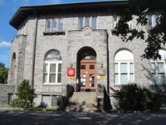 centre culturel calixa lavallée art neuf