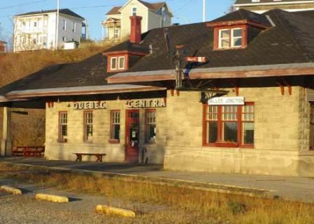 Centre d'interprétation ferroviaire de Vallée-Jonction