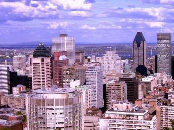centre ville montréal