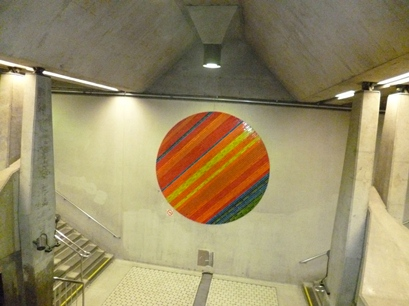 cercles métro peel
