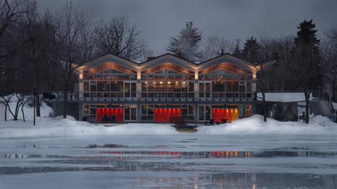 Pavillon Lac-aux-Castors