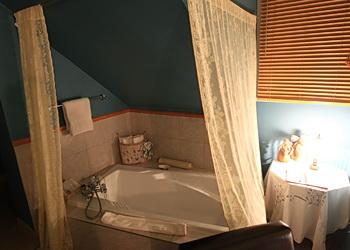 chambre hotel tadoussac