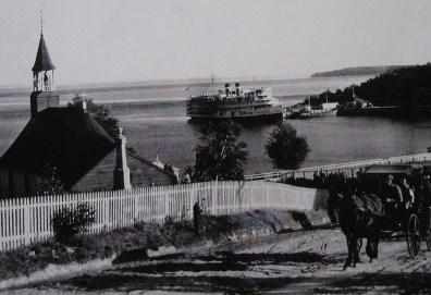 chapelle de Tadoussac 1930