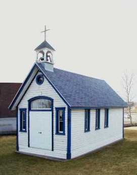 chapelle morin