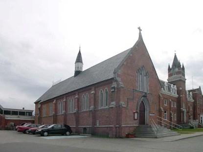 Chapelle Saint-Mark's