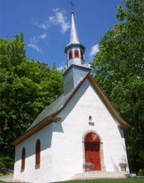 chapelle sainte anne de neuville
