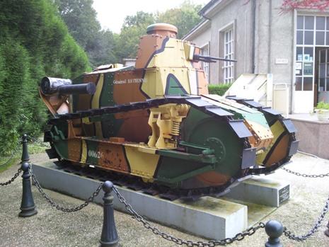 char d'assaut