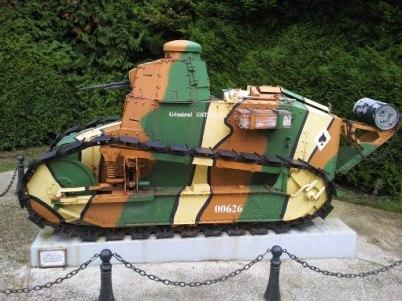char de combat general estienne