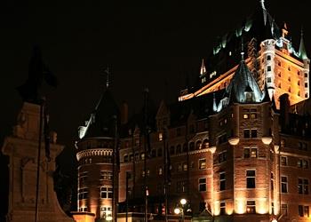 chateau frontenac lieu historique du canada