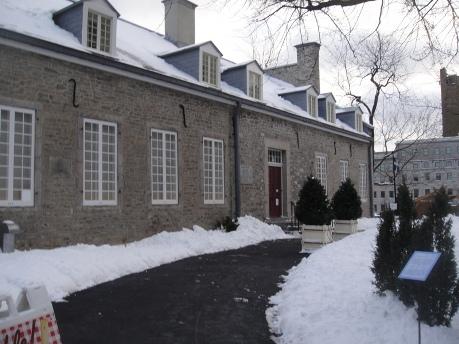 château ramezay à montréal
