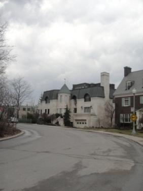 chateau de westmount
