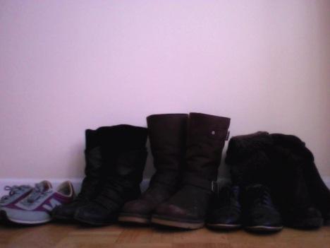 chaussures au québec