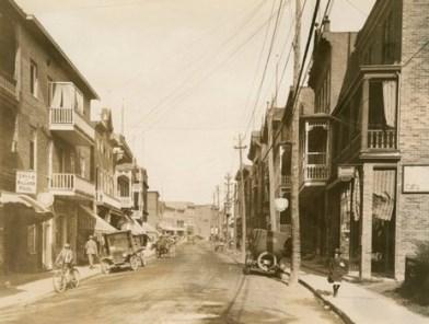 chicoutimi dans les années 1920