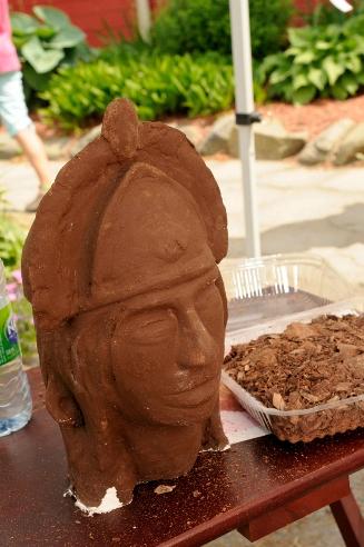 fete du chocolat de bromont Yvan Brule