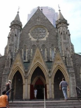 christ church montreal