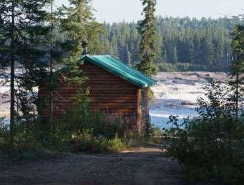 9e chute rivière mistassini