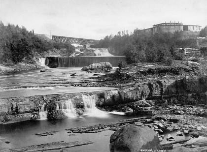 pont Intercolonial Rivière du Loup