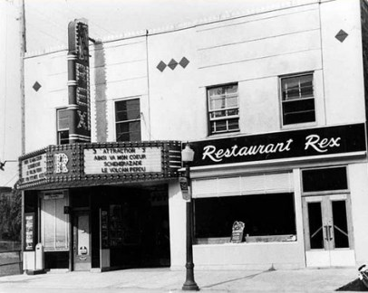 Sherbrooke en photos voyage travers le qu bec for Restaurant le rex
