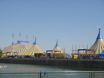 cirque du soleil vieux port