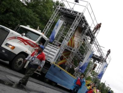 cirque structure sport