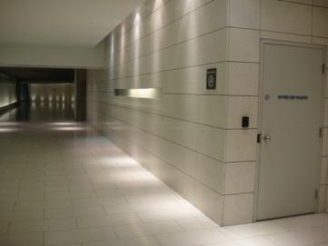 passage souterraine montreal