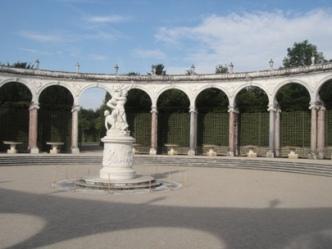 la colonnade de versailles