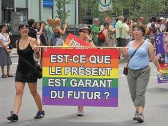 communaute gai veut garanties