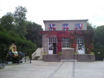 wagon du marechal Foch