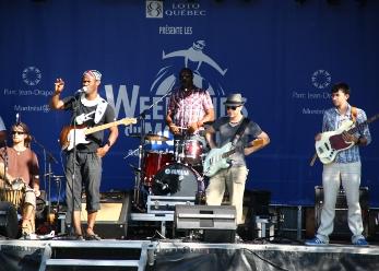 concert weekend monde